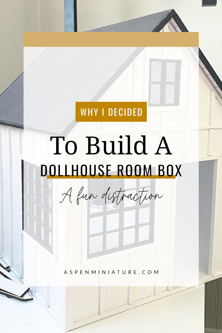Why I Decided to Build a Dollhouse